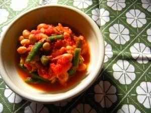 大豆とツナのトマト煮こみ|楽天レシピ
